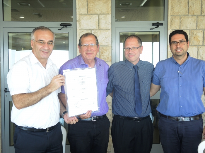 נחתם הסכם לשיתוף פעולה בתחומי ההוראה בין הפקולטה לרפואה של אוניברסיטת בר אילן בג