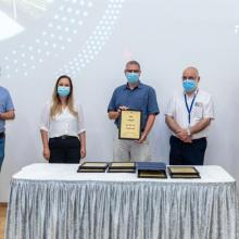 Azrieli Faculty Instructors Awarded Certificates (June 2020)